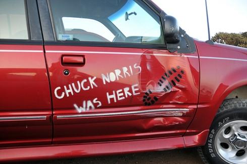 chucknorriswashere