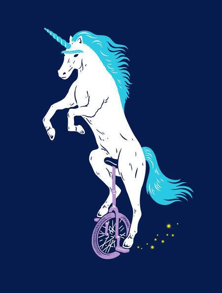 unicorn-ridin-unicycle